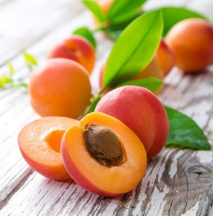 PEACH natural melange